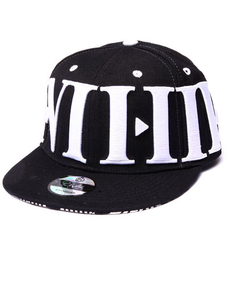 Eight 732 Men Watch Snapback Black