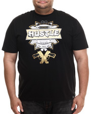 Eight 732 - Hustle T-Shirt (B&T)