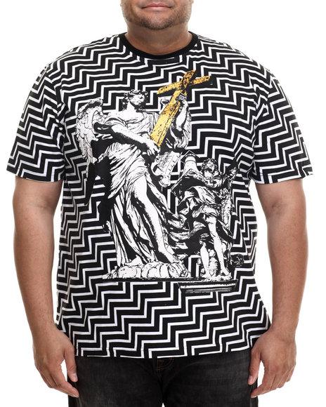 Eight 732 - Men Black Amazing T-Shirt (B&T) - $45.99