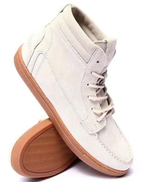 Radii Footwear - Men Beige Venice White Gum
