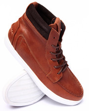 Radii Footwear - Venice Chocolate Leather