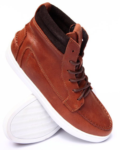 Ur-ID 207035 Radii Footwear - Men Tan Venice Chocolate Leather