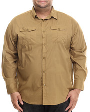 Ecko - Ecko Division L/S Button-Down (B&T)