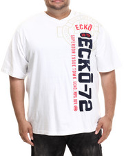Ecko - Veritcal Numberical T-Shirt (B&T)