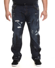 Men - Map Denim Jean (B&T)