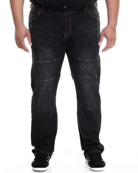 Eight 732 - Men Black Madness Denim Jean (B&T)