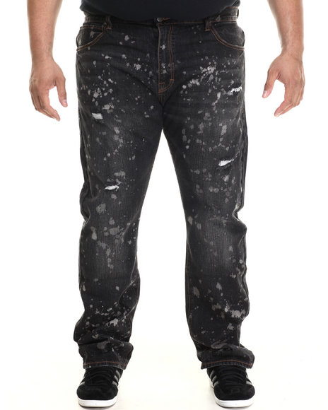 Eight 732 - Men Dark Wash Land Rover Denim Jean (B&T)