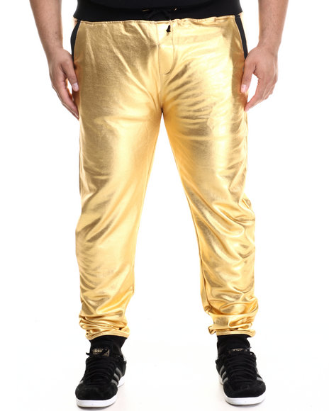Eight Gold Sweatpants