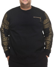 Men - Monogram Sweatshirt (B&T)