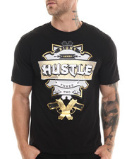 Men - Hustle T-Shirt