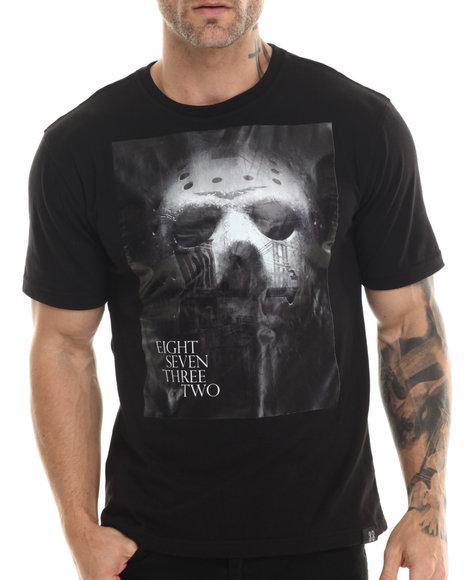 Eight 732 - Men Black Friday City T-Shirt - $40.00
