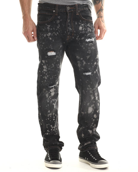 Eight 732 - Men Dark Wash Land Rover Denim Jean