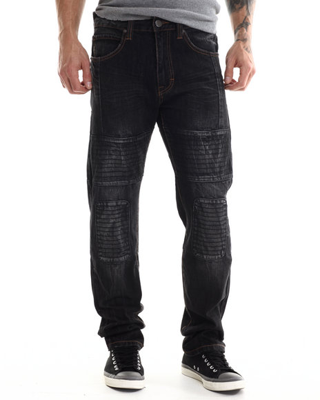 Eight 732 - Men Black Madness Denim Jean