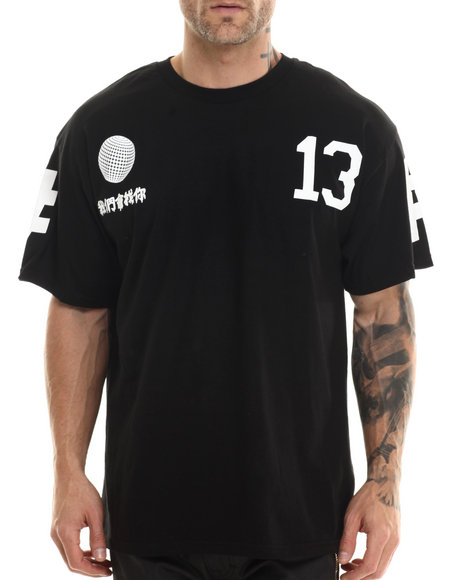 Been Trill Men 13 S/S Tee Black X-Large
