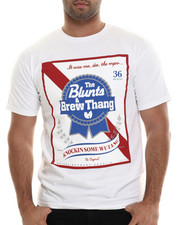 Wu-Tang Limited - Blunts & Brew T-Shirt