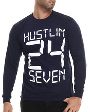 Buyers Picks - Hustlin' 24-7 L/S Tee