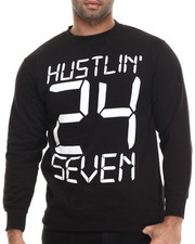 Buyers Picks - Hustlin' 24-7 Crewneck Sweatshirt