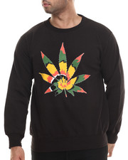 Graf-X Gallery - Tie Dye High Crewneck Sweatshirt