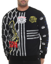 Sweatshirts & Sweaters - Tiger Empire Crewneck Sweatshirt