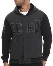 Outerwear - Ecko Logo Hooded Jacket