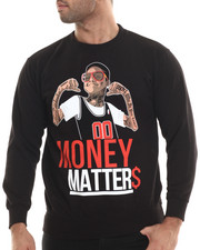 Sweatshirts & Sweaters - Money Matters Crewneck Sweatshirt