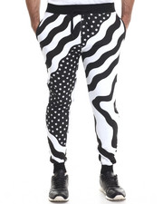 Pants - Stars & Stripes Joggers