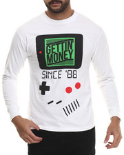 Graf-X Gallery - Gettin' Money Since '88 L/S Tee