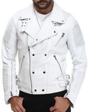 Men - Hot Shot Genuine Leather Jacket