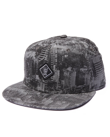 Lrg Men Eastern Block Hat Black