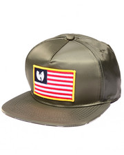 Wu-Tang Limited - Iron Flag Snapback