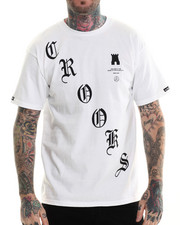 Crooks & Castles - Crooked T-Shirt