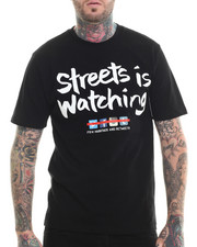 T-Shirts - S/S Streets Tee