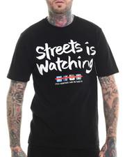 Men - S/S Streets Tee