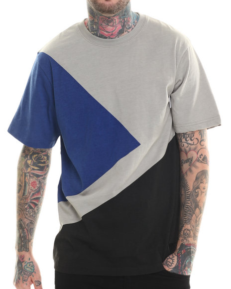 LRG - Men Grey Invader T-Shirt