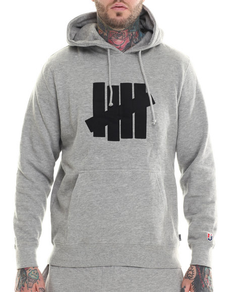 Undftd Grey Hoodies