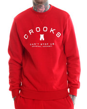 Crooks & Castles - Upperclass Sweatshirt