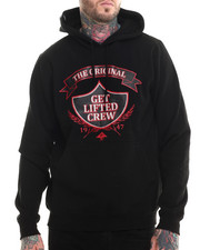 Men - Get Lifted Pullover Hoodie