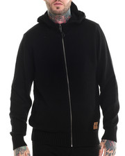 Sweaters - Clampdown Zip Sweater Hoodie