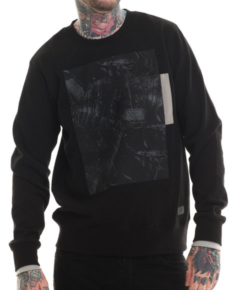Ur-ID 207218 LRG - Men Black L-Coalition Sweatshirt