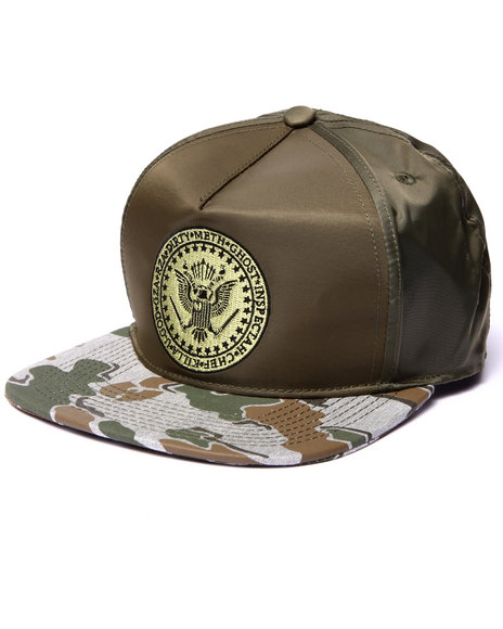 Wu-Tang Limited Green Snapback