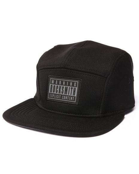 Rocksmith Black 5-Panel/Camper