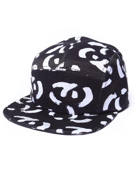 Stussy Black Hats