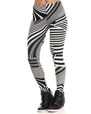Women - Geo Print Legging