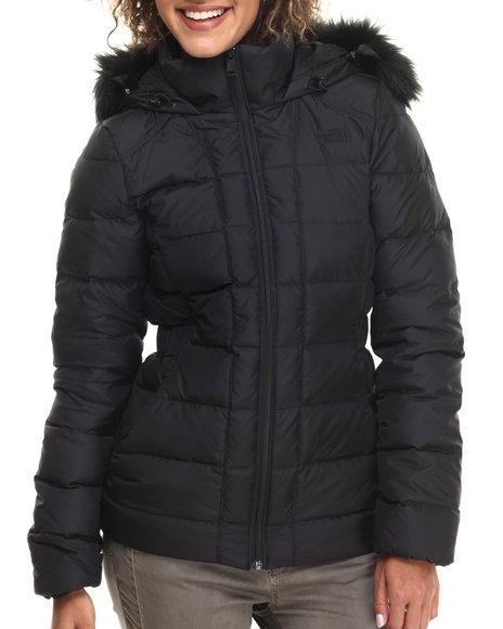 The North Face - Women Black Gotham Jacket