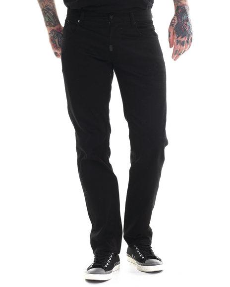 Lrg - Men Black Core Lrg True Tapered Denim Jeans