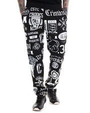 Crooks & Castles - Todos Sweatpant