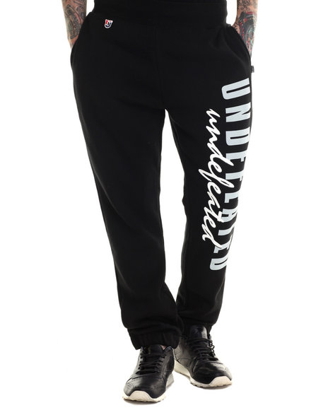 Undftd Black Sweatpants