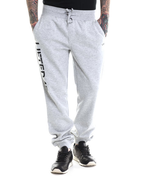 Lrg - Men Grey Lifted 47 Sweatpants