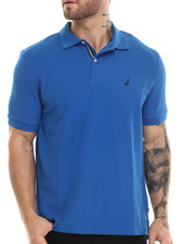 Shirts - Honeycomb Pique Polo