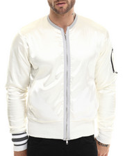 Buyers Picks - AFRICAN TUSK SATIN BOMBER